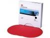 3M 8 Inch 40 grit Hookit Clean Sand P40D Hook It Red Abrasive Discs