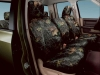 Rear Mossy Oak Seat Covers