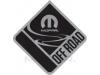 Mopar Off Road Emblem