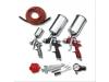 ATD Tools 9 Piece HVLP Spray Gun Set
