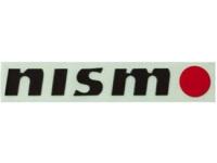 Black Nismo Sticker