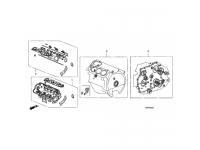 Rear Cylinder Head Gasket Set