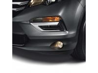 Chrome Front Bumper Trim