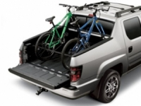 Bed Mount Bike Attachment