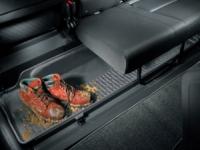 Rear Underseat Cargo Tray