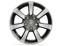 16 Inch Machine Finish Alloy Wheel