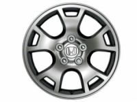 17 Inch Chrome Look Alloy Wheels