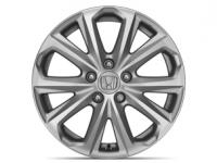 17 Inch 10 Spoke Painted Alloy Wheel