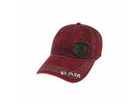 Ram Cotton Twill Cap