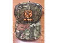 Ram Mossy Oak Camo Hat