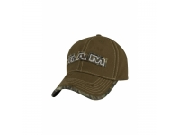 Ram Distressed Camo Cap