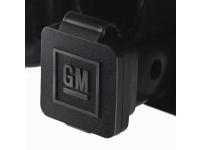 GM Logo Hitch Receiver Plug