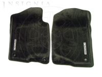 Denali Logo Molded Front Carpet Floor Mats