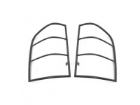 Black Tail Lamp Guards