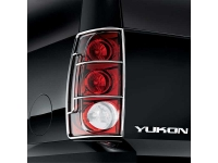 Chrome Tail Lamp Guards