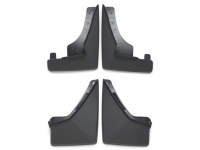 Front and Rear Molded Splash Guards