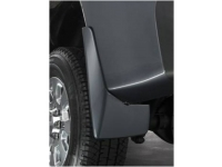 Rear Molded Splash Guards