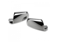 Chrome Outside Rear View Mirror Covers