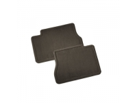 Rear Carpet Floor Mats