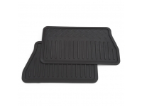 Rear Vinyl Replacements Floor Mats