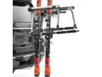 Hitch Mounted Ski Carrier
