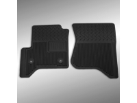 Front Vinyl Replacement Floor Mats