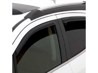Side Window Weather Deflectors
