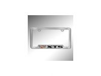 XTS Logo License Plate Holder