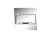 GMC Logo License Plate Holder