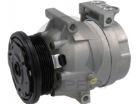 New A/C Compressor W/ Clutch by Magneti Marelli