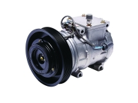 New A/C Compressor W/ Clutch by Magneti Marelli