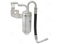 Ac Receiver Drier With Hose Assembly