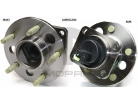 Rear Wheel Bearing and Hub Assembly by Magneti Marelli