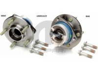 Front Wheel Bearing and Hub Assembly by Magneti Marelli