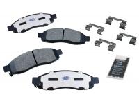 Front Disc Brake Pad Kit by Magneti Marelli