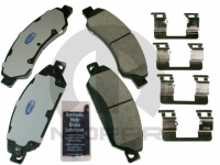 Front Disc Brake Pad Kit by Magneti Marelli