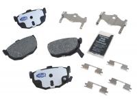 Rear Disc Brake Pad Kit by Magneti Marelli