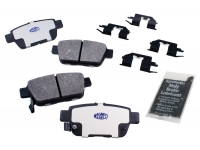 Rear Disc Brake Pad Kit by Magneti Marelli
