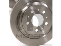 Rear Rear Rotor - Solid by Magneti Marelli