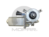 Left Front Power Window Motor by Magneti Marelli
