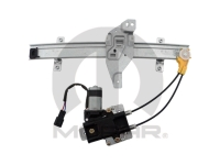 Right Rear Power Window Motor and Regulator Assembly by Magneti Marelli