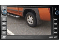 Back Up Camera For Navigation Radio