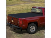Soft Roll-Up Tonneau Cover