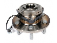 Front Wheel Hub and Bearing Assembly