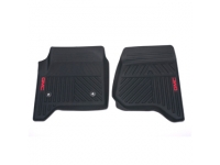 Front Premium All Weather Floor Mats