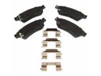 Rear Disc Brake Pad Kit