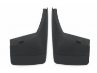 Front Flat Splash Guards