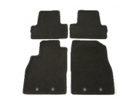 Front and Rear Carpet Replacements Floor Mats