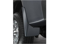 Painted Rear Molded Splash Guards
