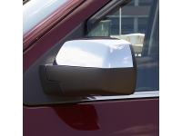 Chrome Outside Rearview Mirror Cover